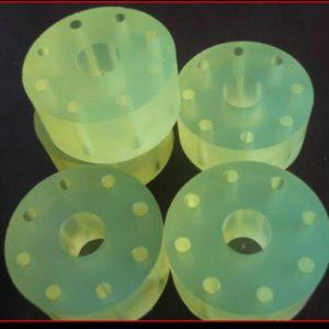 Nhựa pu dạng cây đặc (hình tròn, vuông, tam giác)