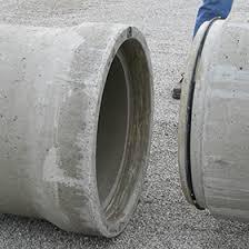 Lắp đặt gioăng cống bê tông D600