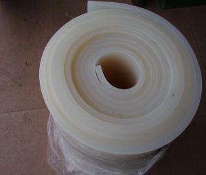 Tấm cao su chịu nhiệt silicone 10 ly