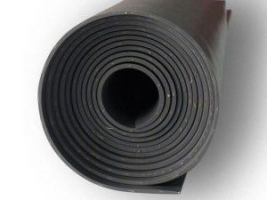 Tấm cao su bố vải 4 ly (4mm)