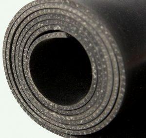 Tấm cao su bố vải 5 ly (5mm)