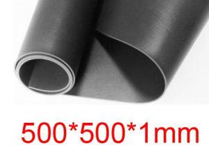 Tấm cao su chịu dầu 1 ly (500x500x1mm)