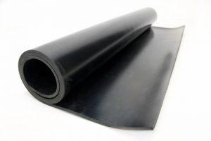 Tấm cao su chịu dầu 12 ly (12mm)