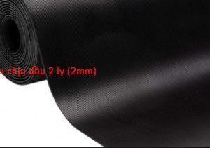 Tấm cao su chịu dầu 2 ly (2mm)