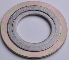 Gioăng mặt bích chịu nhiệt chì graphite