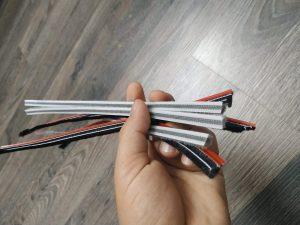 Phớt lông 6 ly (7mm x 5mm)