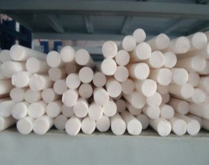 Cây nhựa tròn teflon D30 D40