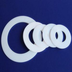 Vòng đệm nhựa chịu hóa chất teflon ptfe