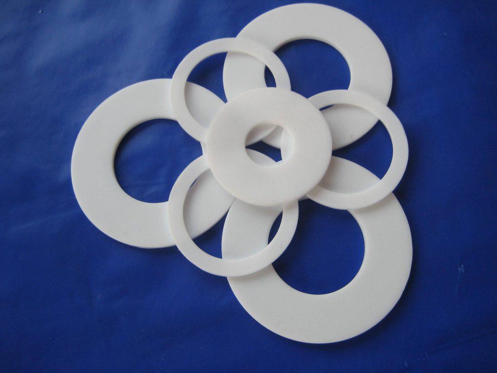 Vòng đệm nhựa teflon ptfe