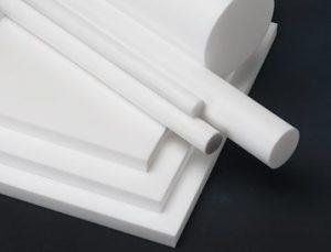 Tấm nhựa teflon cây nhựa tròn teflon