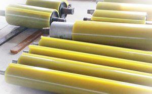 Rulo nhựa Pu cho dây chuyền cán tôn