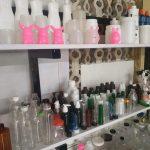 Các loại chai lọ nhựa đựng dược phẩm