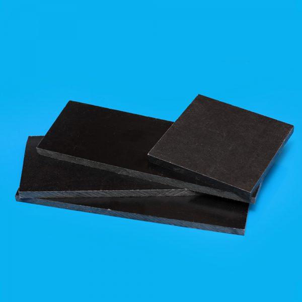 Nhựa pom tấm màu đen dày 10mm