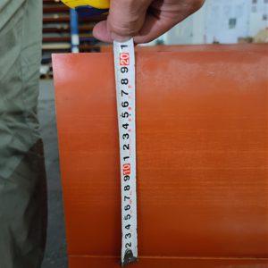 Tam nhua phip bakelite day 200 ly (200mm)